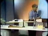 Julius Sumner Miller - Physics - Center of Gravity pt. 1