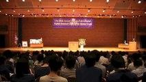 "12th speaker Yohei Yoshizawa(Keio University E.S.S.) ""Too much English?"""
