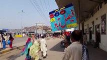 Badami Bagh - Lari Adda Bus Stop - Lahore, Pakistan