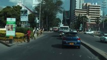 Dar Es Salaam - City traffic in Dar es Salaam