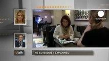 euronews U talk - Planning the European Union budget