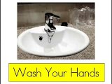 Wash Your Hands- a hand washing song for young children