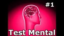 Test mental psychologique - Jeu rapide amusant et surprenant !!