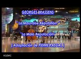 Brassens _ La mauvaise reputation (Subtitulado)