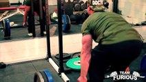 Training - Back / Biceps / Abs Workout   Furious 60   Week 3