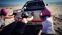 Trophée Roses des Andes 2015 JT vidéo N°5 / Fiambala - Fiambala