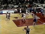 Drazen Petrovic vs Michael Jordan