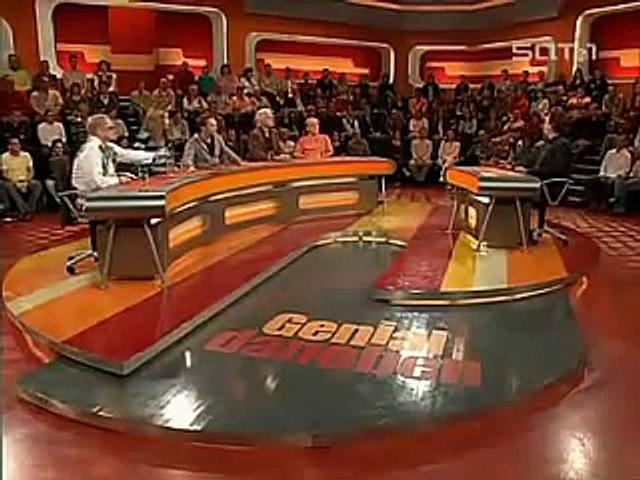 Ralf Schmitz Lachanfall bei Genial Daneben