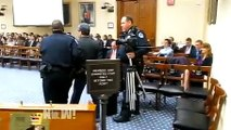 """""""Gasland"""" Director Josh Fox Arrested at Congressional Hearing on Natural Gas Fracking"""