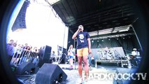 Donald Glover AKA Childish Gambino - Let Me Dope You - Live - Rock The Bells