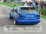 Subida Bergrennen GTI MK2 Hillclimb Alfa Romeo Oberhallau Tourenwagen Gruppe H - Alfa Romeo 75