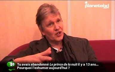 Vidéo de Yves Swolfs