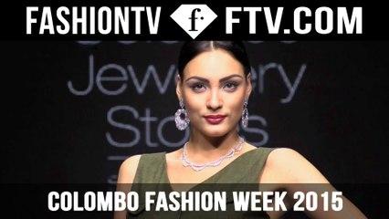 Colombo Fashion Week 2015 Highlights | FashionTV