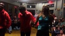 Rueda All Stars & DC Casineros Demo Rueda de Casino at Busboys and Poets - 2015-03-07