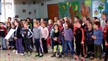 [École en choeur] Académie de Poitiers - École élémentaire de la Villedieu du Clain - CP CEI