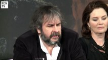 Martin Freeman & Peter Jackson Interview - Casting Bilbo Baggins - The Hobbit An Unexpected Journey