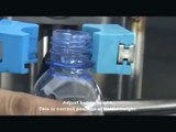 BF2000A  automatic bottle washing,filling and capping machine