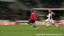 04/03/09 : Jirès Kembo (90') : Rennes - Lorient (3-0)