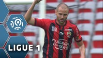But Mathieu BODMER (45ème +1) / OGC Nice - Paris Saint-Germain (1-3) - (OGCN - PSG) / 2014-15
