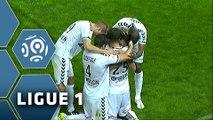 But Aissa MANDI (45ème +1) / SC Bastia - Stade de Reims (1-2) - (SCB - SdR) / 2014-15
