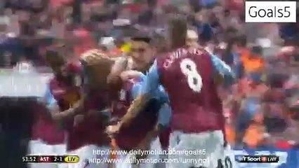 Jack Grealish Goal Aston Villa 2 – 1 Liverpool