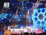 Reza Bandung Debu-debu Jalanan D'Academy 2