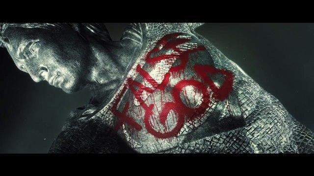 Batman v Superman- Dawn of Justice - Official Teaser Trailer [HD]