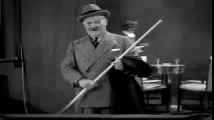 WC Fields playing pool