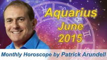 Aquarius Horoscope June 2015, Aquarius June 2015