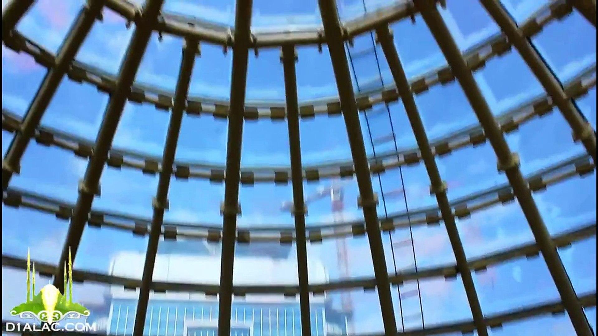 Прогулка в Отеле Грозный сити (Чечня) Walk Hotel Grozny City (Chechnya)