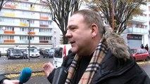 Fusillade Orly - scène de crime - levée du corps / Orly-Ville 23 novembre 2012
