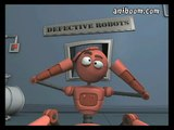 Defective Robot - Awesome 3d Animation by Rani Naamani
