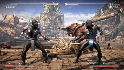 Contenu du DLC du 26 Avril 2015 de Mortal Kombat X