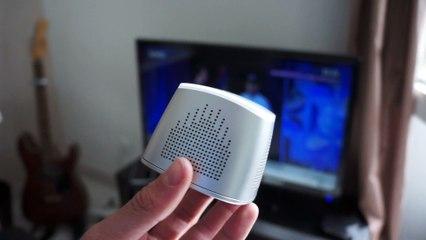 Test de la mini enceinte Bluetooth BP1001 de chez Inateck