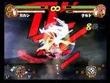 Naruto: Narutimate Hero 3 Kakashi vs Kyuubi Naruto