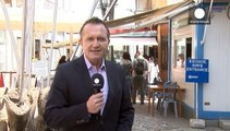 Greek Cypriots watch Turkish Cypriot election with interest