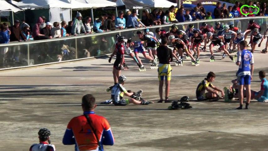 2015 Valence   juniors B hommes éliminations