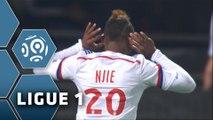 But Clinton NJIE (24ème) / Olympique Lyonnais - AS Saint-Etienne (2-2) - (OL - ASSE) / 2014-15