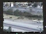 US Border Patrol Mexican Incursion Video - El Paso, Texas