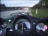 Faces Of Death - Honda CBR 1100XX 240 Mph on Autobahn