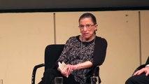Supreme Court Justice Ruth Bader Ginsburg Visits Northwestern Law