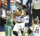 Kyrie Irving answers critics in Cavaliers' Game 1 win