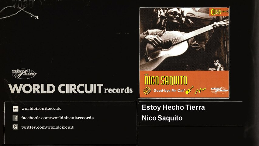 Nico Saquito - Estoy Hecho Tierra