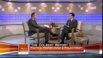 3-8-08 NBC News Today show -Stephen Colbert talks about Rain