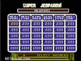 Super Jeopardy! - NES Gameplay