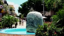 Mexique │Voyage Tour Du Monde ► Ville Cancun, Mer des Caraibes