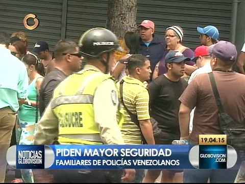 Realizaron caminata en la Cota Mil en rechazo a asesinato de policías