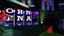 WWE 12 - Gameplay - CM Punk vs John Cena at Money in the Bank