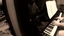 Claude Nougaro - Cécile Ma Fille - Piano