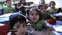 euronews learning world - Syria: Rebuilding education